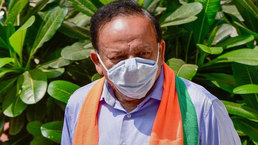 लोगों को कब मिल सकती है कोरोना वैक्सीन? स्वास्थ्य मंत्री डॉ हर्षवर्धन ने बताया- India TV Hindi