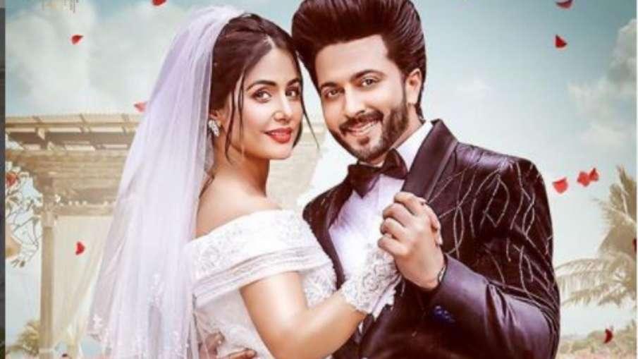 hina khan and dheeraj dhoopar- India TV Hindi