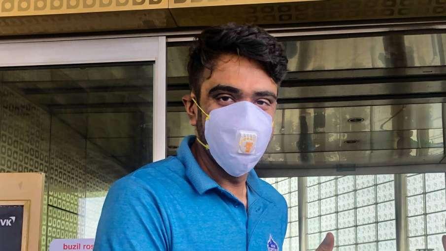 IPL 2020 : अश्विन ने दुबई...- India TV Hindi