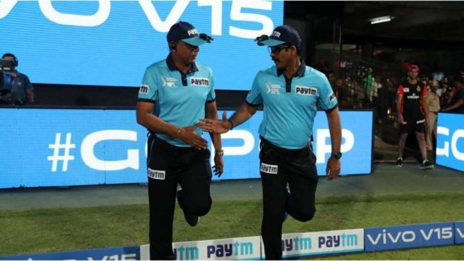 Corona test of all umpires and referees of IPL, know what was the report- India TV Hindi