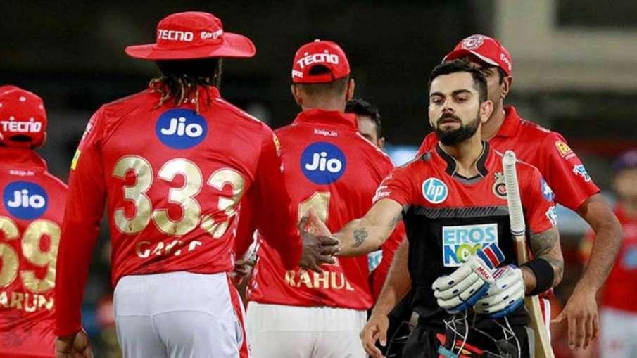 KXIP vs RCB Dream11 Prediction Kings XI Punjab vs Royal Challengers Bangalore Playing XI And Fantasy- India TV Hindi