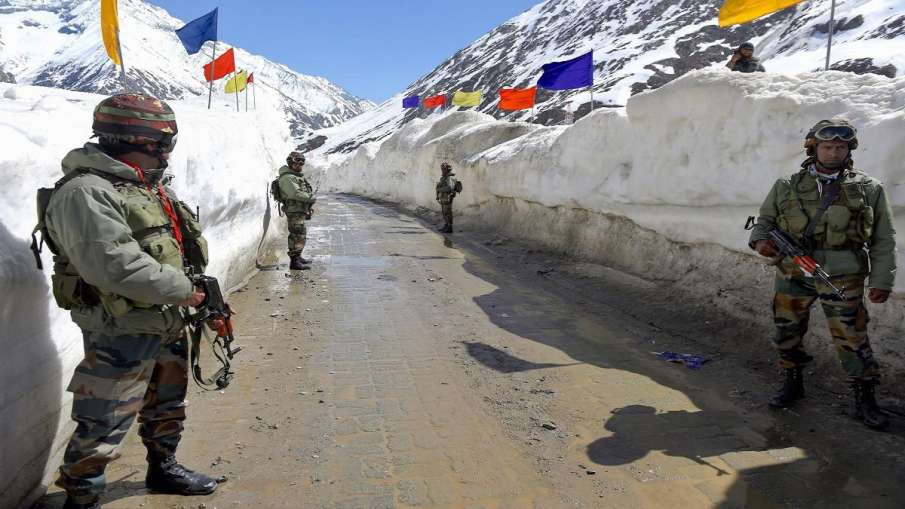 India china ladakh border LAC tension latest news- India TV Hindi