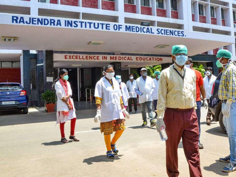 Jharkhand reports 1,508 new COVID-19 cases, 9 fresh fatalities- India TV Hindi