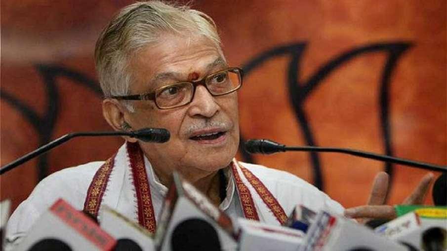 'जय-जय सिया राम, सबको सन्मति दे भगवान', बाबरी विध्वंस केस में बरी हुए मुरली मनोहर जोशी ने कहा- India TV Hindi