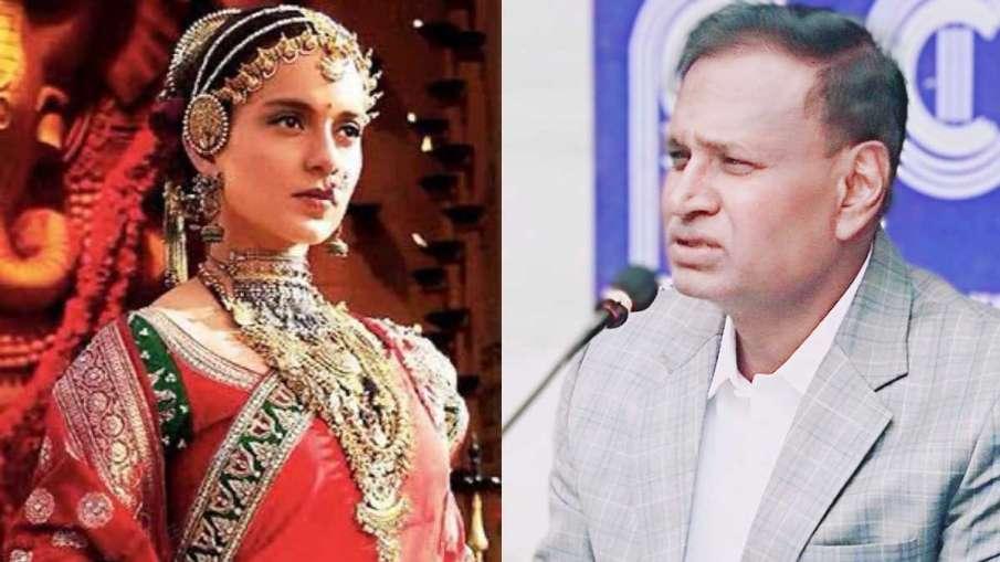 Udit Raj, Udit Raj Nashedi, Udit Raj Kangana Ranaut nashedi, Kangana Ranaut, Kangana Ranaut Koshyari- India TV Hindi
