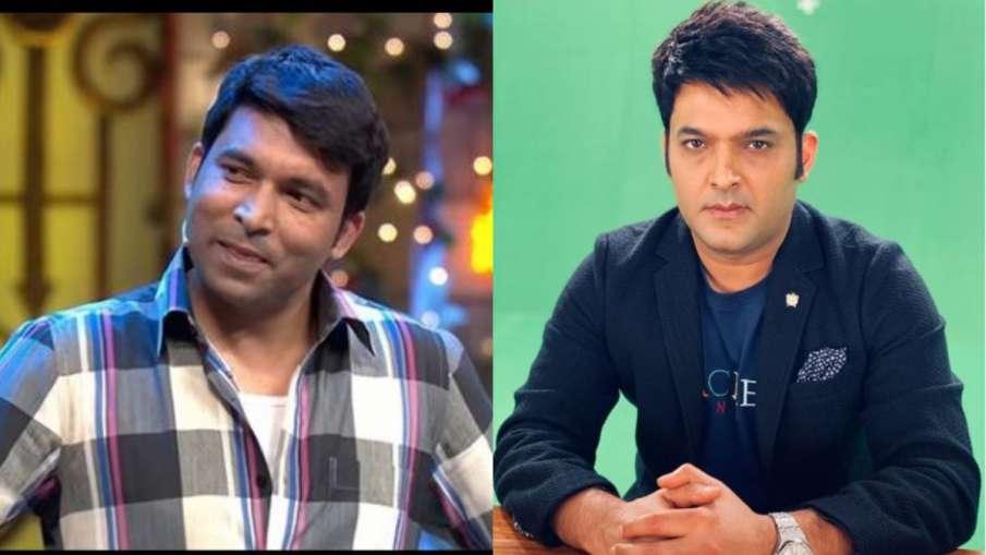 chandan prabhakar and kapil sharma- India TV Hindi