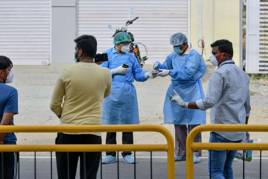 Coronavirus testing in India surpasses 46 millions till...- India TV Hindi