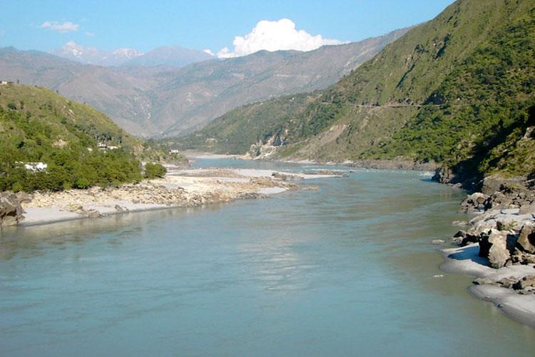 कश्मीर: किशनगंगा नदी...- India TV Hindi