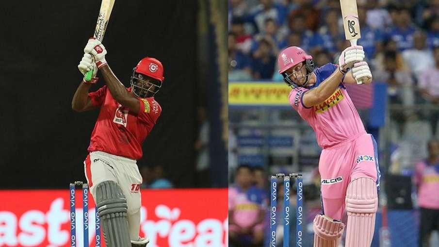 Rajasthan Royals vs Kings XI Punjab Head To Head Match Preview Chris Gayle Jos Buttler RR vs KXIP- India TV Hindi