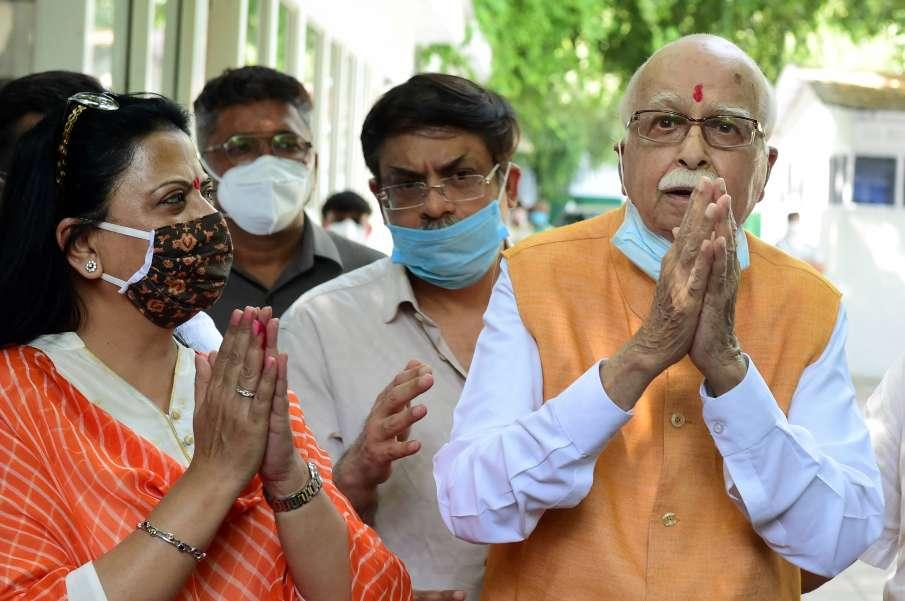 babri verdict sushil modi says advani tried to stop people । Babri Verdict: 'आडवाणी जी ने भीड़ को रो- India TV Hindi