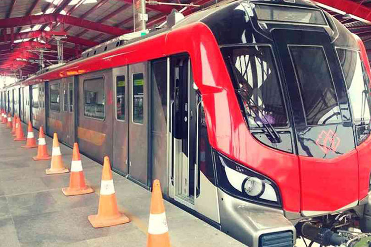 Lucknow Metro- India TV Hindi