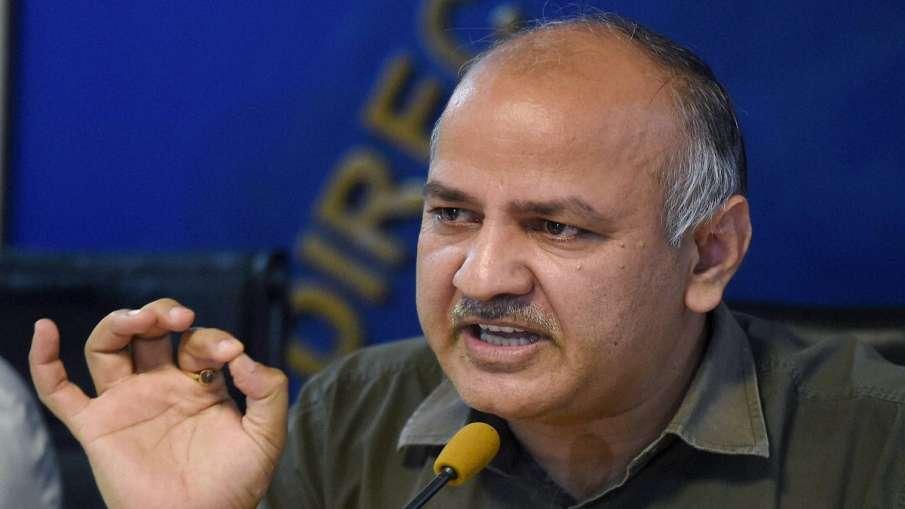 Manish Sisodia, Delhi Deputy CM - India TV Hindi