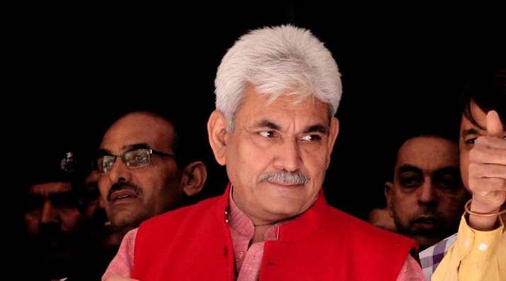 LG Manoj Sinha- India TV Hindi