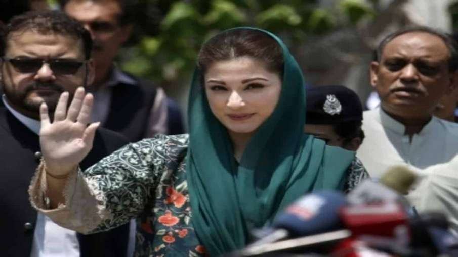 Maryam Nawaz, 300 PML-N workers booked under terrorism charges for clash outside NAB office- India TV Hindi