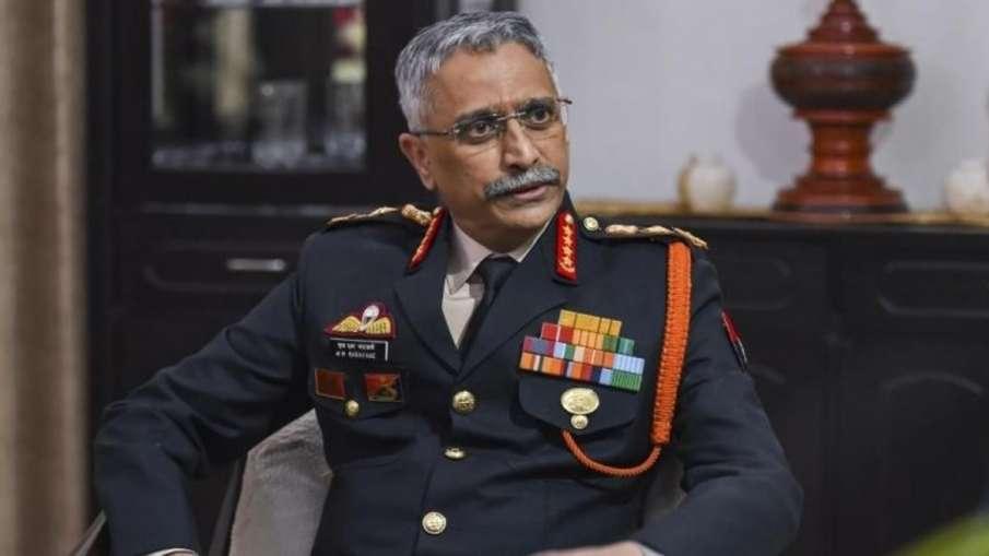 Line of Actual Control, MM Naravane, General MM Naravane, Ladakh, Ladakh India China- India TV Hindi
