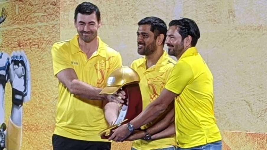 Chennai Super Kings Camp 'Super Duper Awards' MS Dhoni DJ Bravo Shane Watson- India TV Hindi