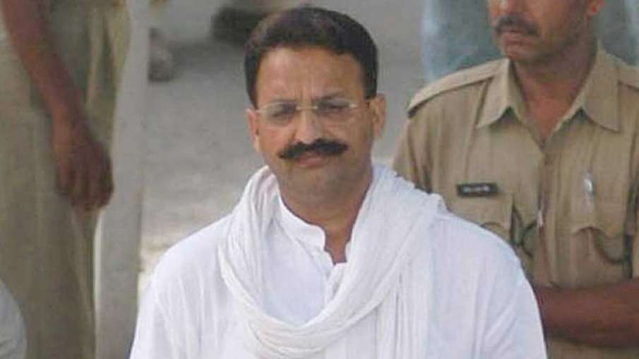 Mukhtar Ansari news, Mukhtar Ansari, Mukhtar Ansari in jail, Gangster Mukhtar Ansari- India TV Hindi