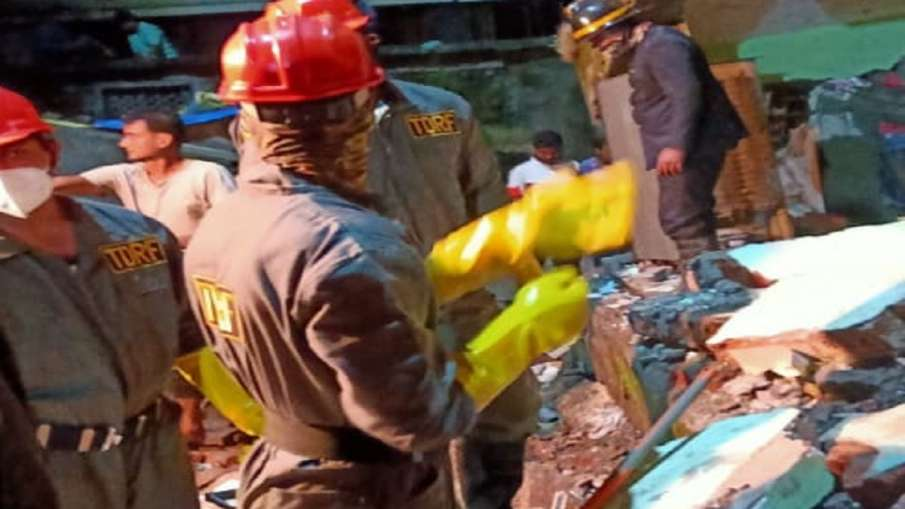 mumbai, building collapse- India TV Hindi