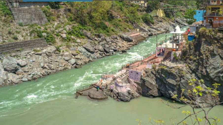 Ganga River Clean namami gange mission pm modi to inaugurate six mega projects । नमामि गंगे मिशन: कल- India TV Hindi