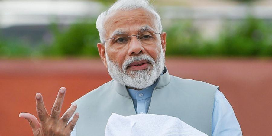नेपाल के प्रधानमंत्री ने पीएम मोदी को दी जन्मदिन की बधाई- India TV Hindi