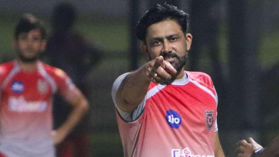 IPL 2020 : कोच कुंबले ने...- India TV Hindi