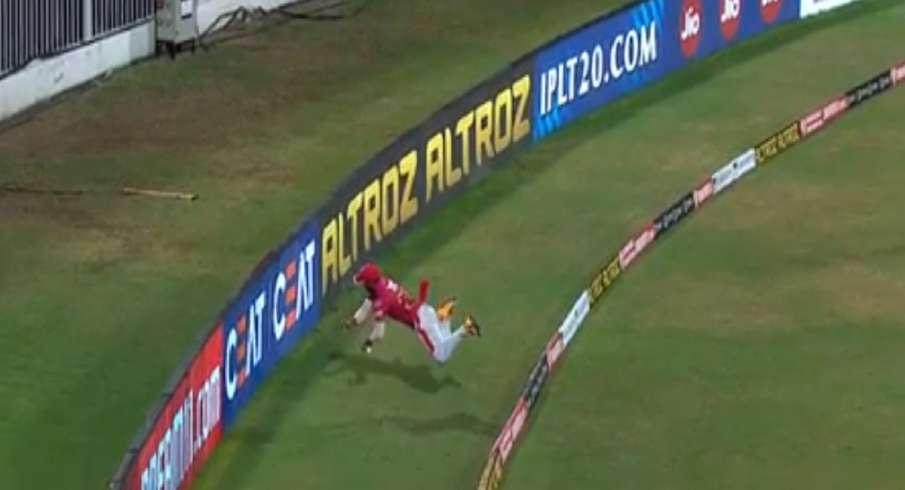 IPL, IPL 2020, Nicholas Pooran, Greatest Fielding Effort, Greatest Fielding, Indian Premier League, - India TV Hindi