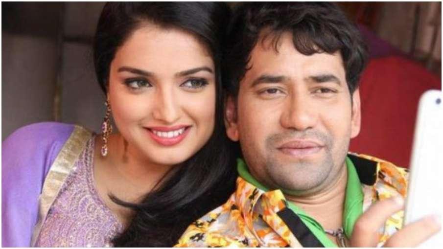 निरहुआ, आम्रपाली- India TV Hindi