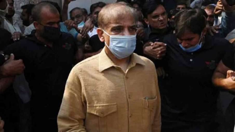 Pakistan's Opposition leader Shahbaz Sharif arrested in money laundering case- India TV Hindi