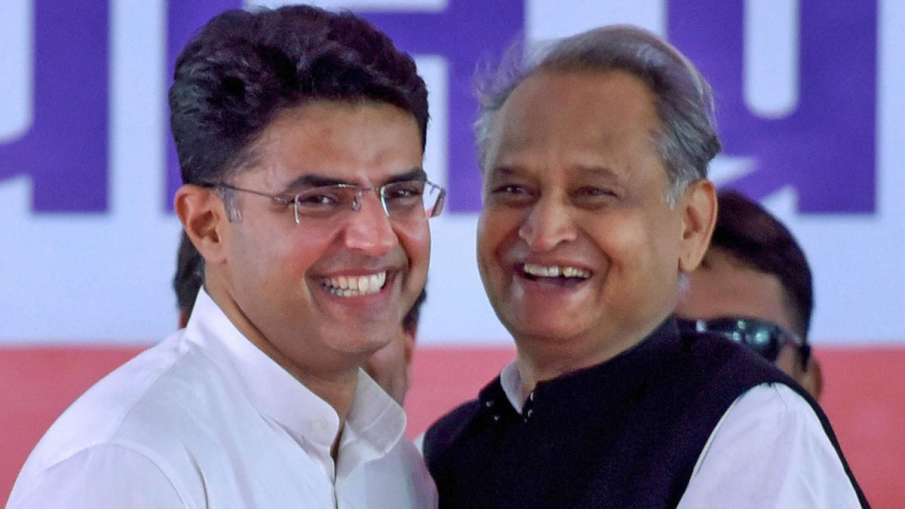 Sachin Pilot writes to Ashok gehlot for MBC quota । राजस्थान: क्या पूरी तरह खत्म नहीं हुआ है विवाद? - India TV Hindi