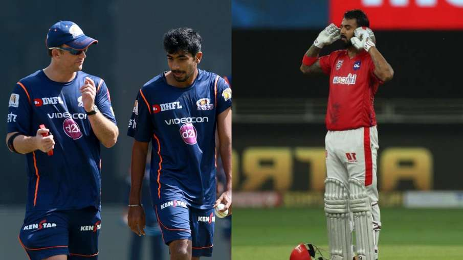Kings XI Punjab vs Mumbai Indians Statistical Preview KL Rahul Jasprit Bumrah KXIP vs MI- India TV Hindi