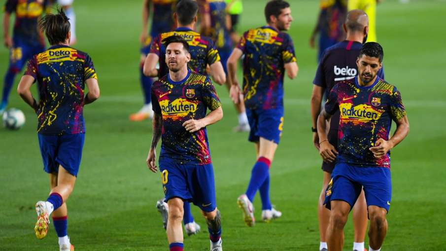 Messi, father, Barcelona, Sports, football- India TV Hindi