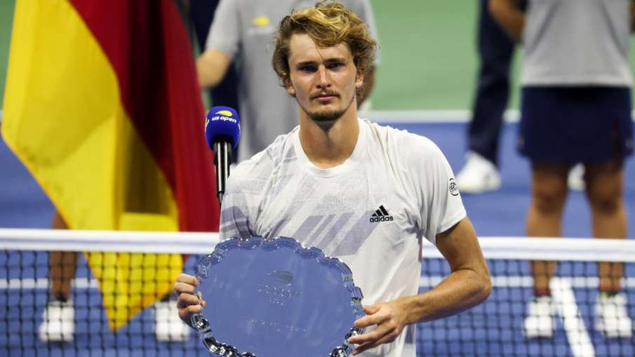 alexander zverev,us open 2020,alexander zverev parents coronavirus,zverev us open 2020 final,alexand- India TV Hindi