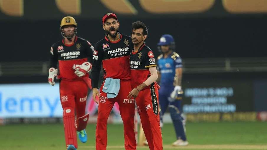 Royal Challengers Bangalore vs Mumbai Indians, RCB vs MI, IPL, IPL 2020, cricket, sports- India TV Hindi
