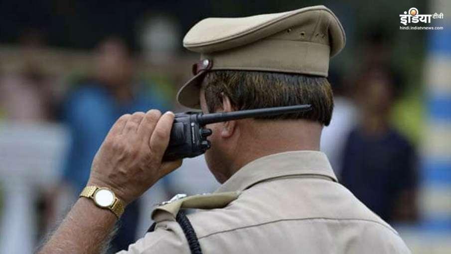 पुलिस की प्रतीकात्मक तस्वीर- India TV Hindi