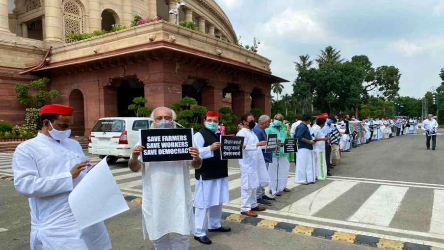कृषि बिल को लेकर उफान...- India TV Hindi