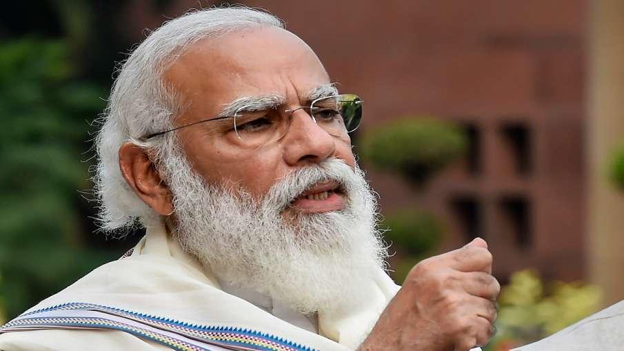 MSP को लेकर फैलाई जा रही बातें सरासर झूठ, समर्थन मूल्य के लिए सरकार प्रतिबद्ध: पीएम मोदी- India TV Hindi