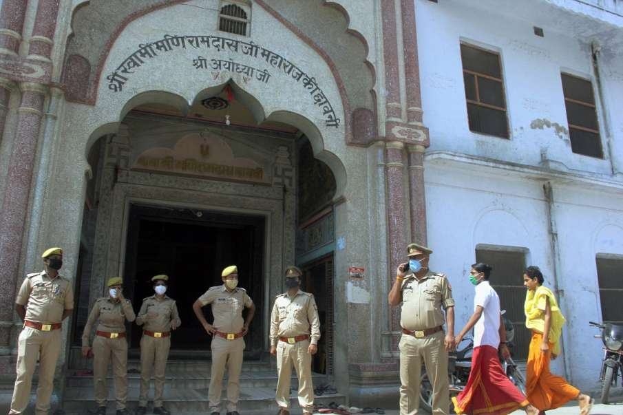 babri verdict profile of advani murli manohar joshi uma bharti kalyan singh vinay katiyar । Babri Ve- India TV Hindi