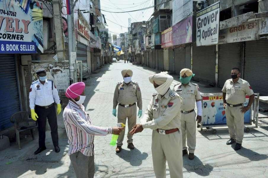 Coronavirus Cases in Punjab- India TV Hindi