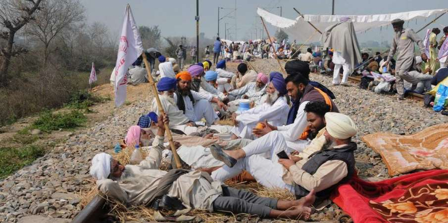 farmers protest against bills- India TV Hindi