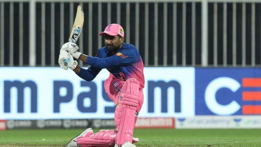 KXIP vs RR: Smith praises players after the victory, said this about Rahul Tewatia- India TV Hindi