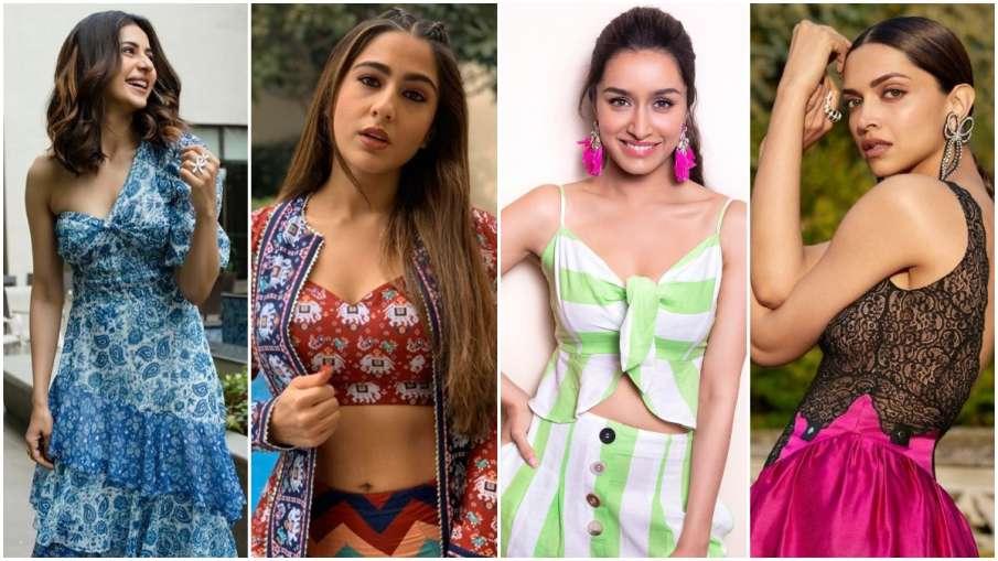 दीपिका, सारा, श्रद्धा और रकुल, deepika, sara, shraddha, rakul- India TV Hindi