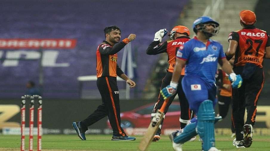 IPL 2020 : राशिद खान के दम...- India TV Hindi