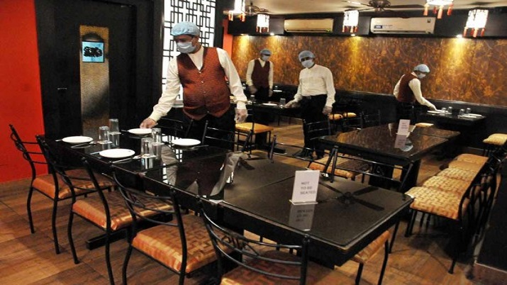 Dine-in and restaurants may open in Maharashtra from first week of October- India TV Hindi