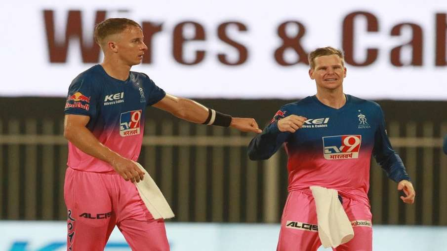IPL 2020, RR vs CSK : संजू और...- India TV Hindi