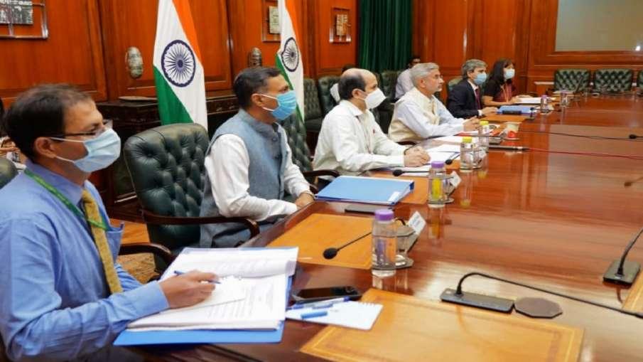 External Affairs minister S Jaishankar on CICA meet- India TV Hindi