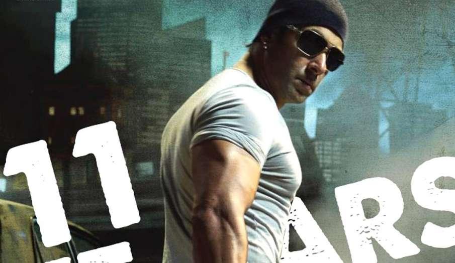 salman khan film wanted completes 11 years - India TV Hindi