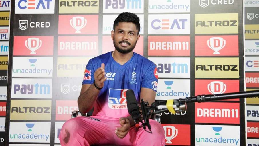 IPL 2020 : संजू सैमसन का...- India TV Hindi