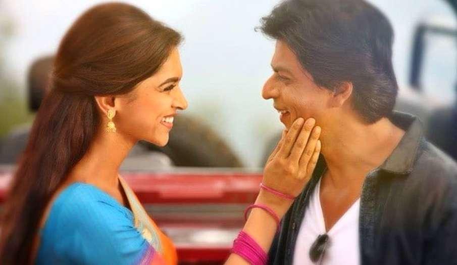 Shah Rukh Khan Deepika Padukone in sanki- India TV Hindi