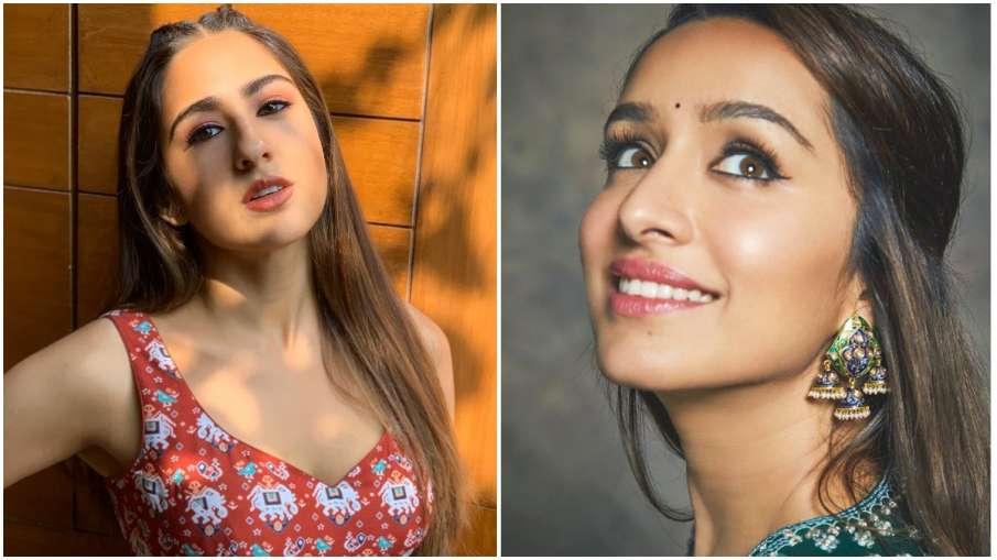 सारा अली खान और श्रद्धा कपूर, SARA ALI KHAN, SHRADDHA KAPOOR- India TV Hindi