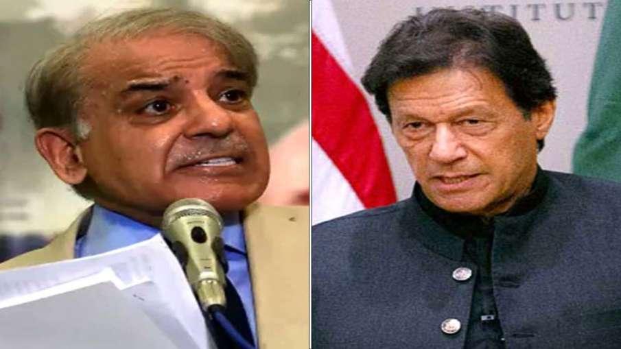 Pak's Opposition leader Shahbaz Sharif remanded in NAB custody for 14 days- India TV Hindi